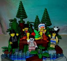 the thanksgiving in lego form school lego and