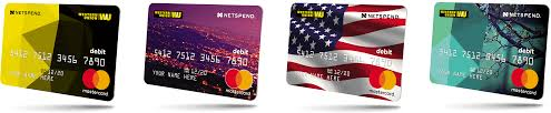 no fee prepaid debit cards western union netspend prepaid mastercard