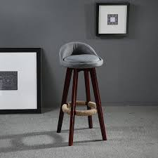 upholstered kitchen bar stools seat height 60cm swivel bar stool chair upholstered seat back