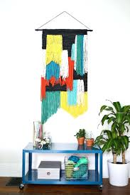 hanging a wall tapestry without nails hang no holes with velcro