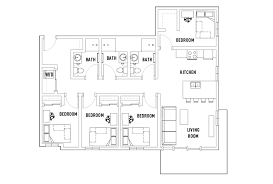 and bathroom floor plan 4 bedroom 3 bathroom floor plans hub flagstaff