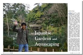 japanese aquascape aquascaping world magazine japanese gardens and aquascaping