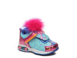trolls light up shoes dreamworks trolls light up sneaker kids shoes dsw