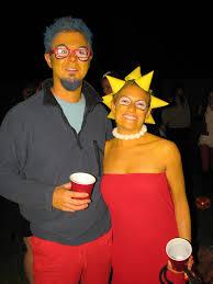 Lisa Simpson Halloween Costume Lisa Zac Lisa Simpson Milhouse Van Houten Flickr