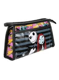 the nightmare before sally cosmetic bag topic