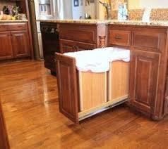 trash cans for kitchen cabinets kitchen cabinet trash bin proxart co