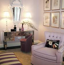 Lavender Accent Chair Lilac Paint Color Transitional Living Room Para Paints Gown