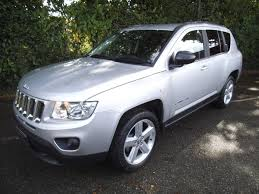 jeep compass sport white used 2011 jeep compass 2 4 limited cvt automatic 5dr for sale in