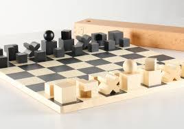 the bauhaus chess pieces u2013 chess house