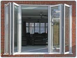Folding Exterior Door Exterior Accordion Doors New At Inspiring Folding Amazing