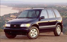 1995 kia sportage information and photos zombiedrive
