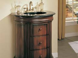 Small Bathroom Storage Ideas Bathroom 23 Furniture Bathroom Classy Brown Walnut Round