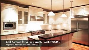 vancouver kitchen renovation ideas house and condos youtube