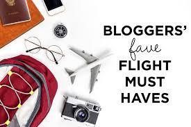 10 Must Travel Essentials For by Favorite In Flight Essentials Travel Channel