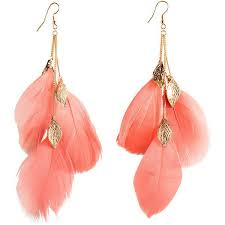 how to make feather earrings diy feather earrings crafthubs