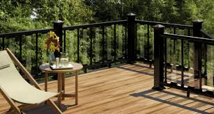 Ideas For Deck Handrail Designs Decorative Balusters Add Design Flair To Deck Railings Decking