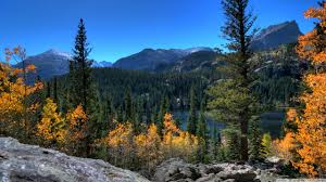 Estes Park Colorado Map Bear Lake Rocky Mountain National Park Colorado 4k Hd Desktop