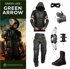 Green Arrow Halloween Costume Halloween Costume Show Love Archery