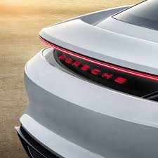porsche concept cars porsche mission e concept showcases brand u0027s electric intent