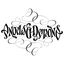 ambigrams commissioned for dan brown u0027s the 1 new york times