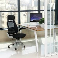 Office Chair Covers Amazon Amazon Com Songmics Swivel Office Chair With Mesh Backrest
