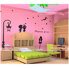 Poster Wallpaper For Bedrooms Online Buy Wholesale Cartoon Characters Wallpapers From China