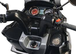 kymco myroad 700i motor scooter guide