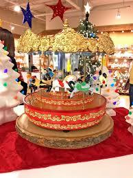 mr christmas christmas golden era carousel new2017