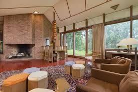frank lloyd wright inspired homes interior falling waters pennsylvania frank lloyd wright