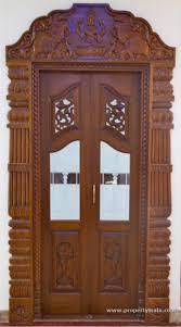 a hypnotic u0027aum u0027 back lit panel in the pooja room pooja corners