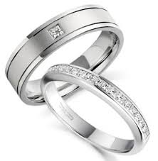 couples wedding bands top 30 designer wedding diamond bands for and groom with