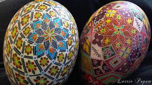 ukrainian easter eggs diy egg photo tutorial for variations on theme ukrainian