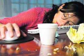 Sleeping At Your Desk The Tribune Chandigarh India Jobs U0026 Careers