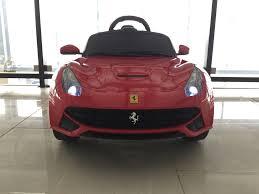 Ferrari F12 America - free shipping ferrari f12 berlinetta power wheels toy car 12v for