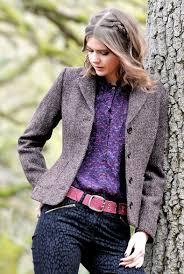 harris tweed jacket women u0027s coats u0026 jackets brora my fashion