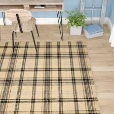 Plaid Area Rug Plaid Area Rugs You Ll Wayfair