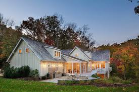 custom vacation homes maryland lake house