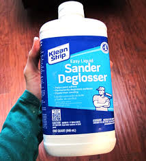 how to paint kitchen cabinets using liquid sandpaper how to use liquid sander deglosser pros and cons