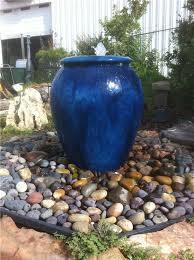 Water Fountain For Backyard - backyard landscape hardscape ideas in tulsa
