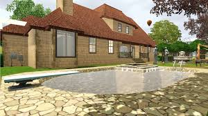 mod the sims french country living