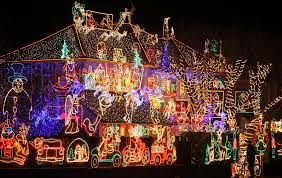 Christmas Lights Decorations Vibrant Christmas Decorations Lights Creative Design 17 Outdoor