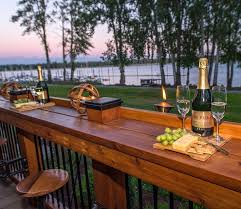 Pergola Deck Designs by Best 25 Deck Bar Ideas On Pinterest Decks Deck Design And Deck