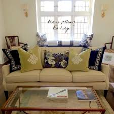 decorative pillows for living room the little known truth about throw pillows laurel home