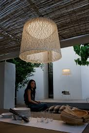 statement making outdoor lighting vibia