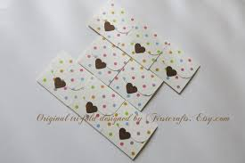 mini note cards small cards mini notecards polka dot