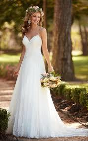 best 25 wedding dresses with straps ideas on pinterest pretty