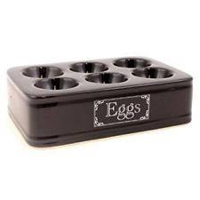 ceramic egg holder tray ceramic egg tray ebay