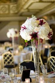 white ostrich feather centerpieces our flowers blog chicago florist and event design exquisite