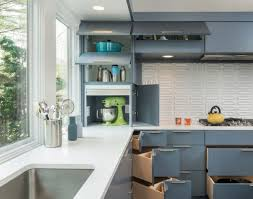 Mid Century Modern Kitchen Design Ideas by Stand Alone Corner Kitchen Cabinet Stribal Com Design Interior