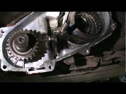 99 jeep wrangler transfer np231 transfer chain removal